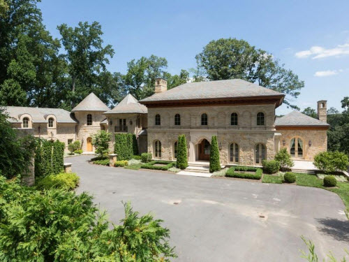 $15 Million Waterfront Estate in McLean Virginia 2