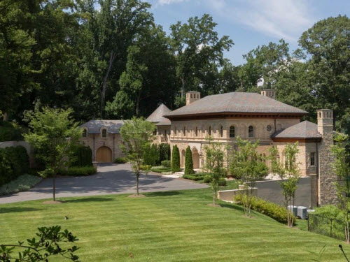 $15 Million Waterfront Estate in McLean Virginia