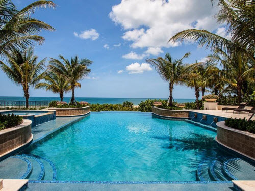 $18.8 Million European-Style Mansion in Vero Beach Florida 17