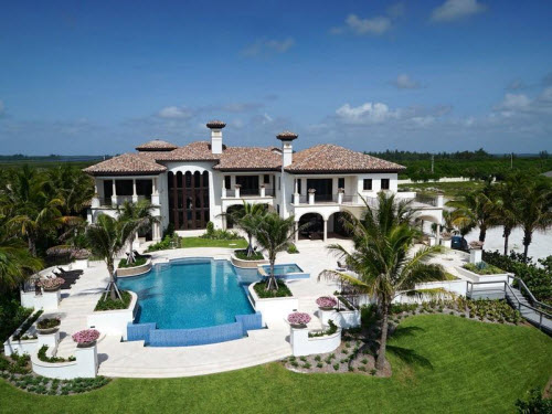 $18.8 Million European-Style Mansion in Vero Beach Florida 18