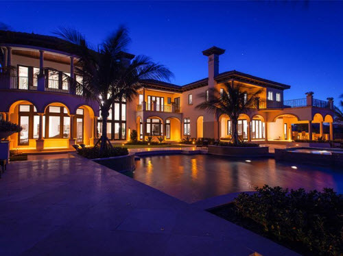 $18.8 Million European-Style Mansion in Vero Beach Florida