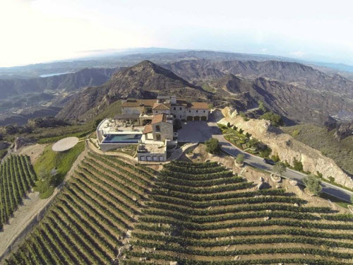 $36 Million Rocky Oaks Estate Vineyards in Malibu California 2