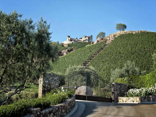 $36 Million Rocky Oaks Estate Vineyards in Malibu California 5