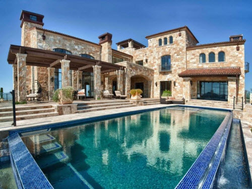 $36 Million Rocky Oaks Estate Vineyards in Malibu California 8