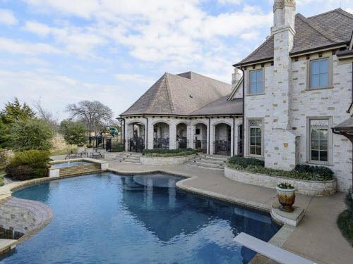 $5.75 Million Grand Mansion in Texas 8