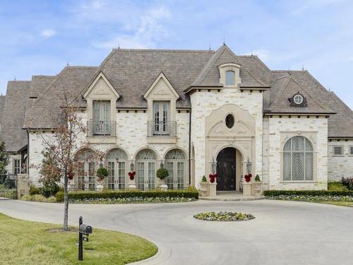 $5.75 Million Grand Mansion in Texas