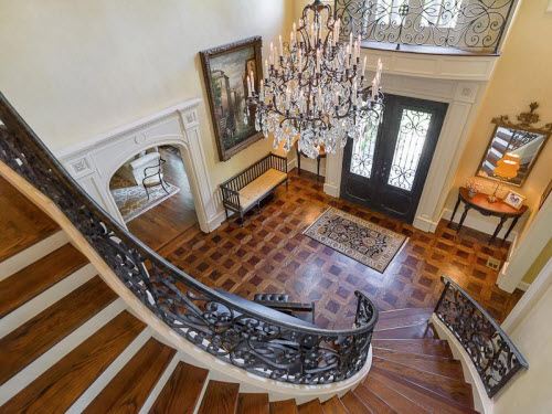 $6.4 Million French Mansion in Dallas Texas 10