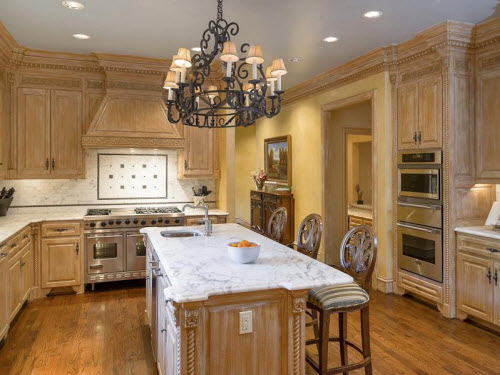 $6.4 Million French Mansion in Dallas Texas 11