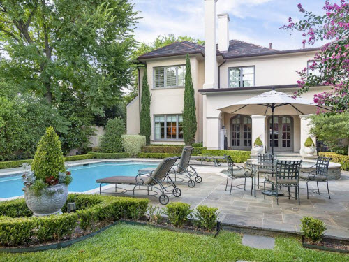 $6.4 Million French Mansion in Dallas Texas 13