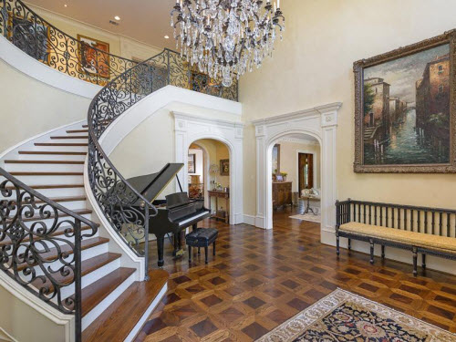 $6.4 Million French Mansion in Dallas Texas 2