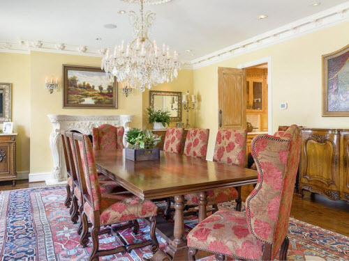 $6.4 Million French Mansion in Dallas Texas 4