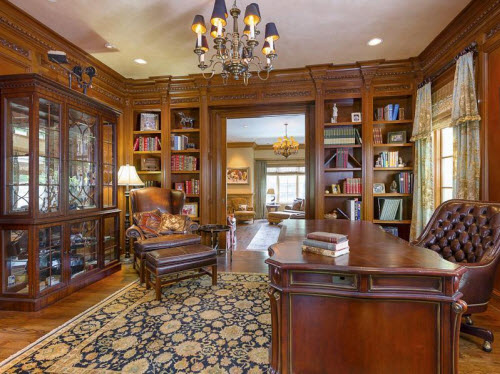 $6.4 Million French Mansion in Dallas Texas 6