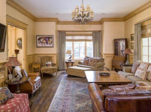 $6.4 Million French Mansion in Dallas Texas 7