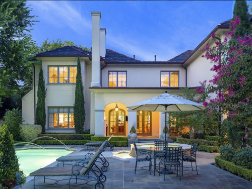 $6.4 Million French Mansion in Dallas Texas 8