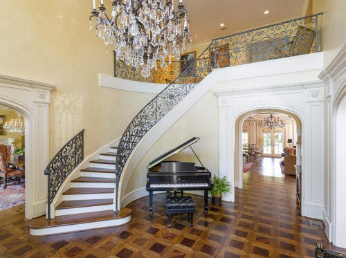 $6.4 Million French Mansion in Dallas Texas 9