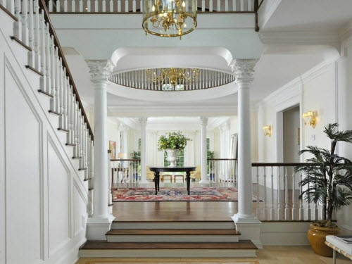 $7.6 Million Georgian Style Mansion in Greenwich Connecticut 2