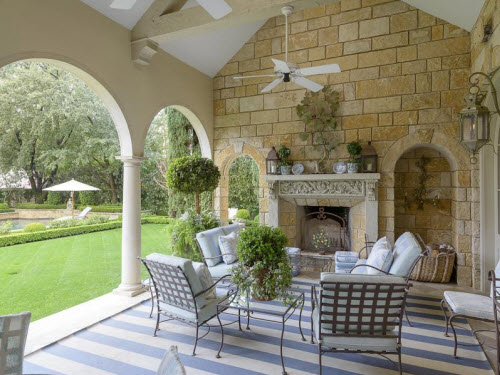 $8 Million Classic Mediterranean Estate in Dallas Texas 12