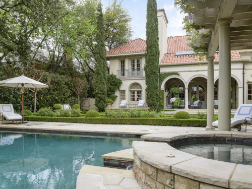 $8 Million Classic Mediterranean Estate in Dallas Texas 13