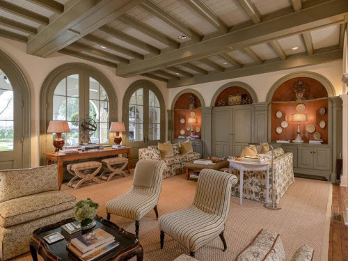 $8 Million Classic Mediterranean Estate in Dallas Texas 6