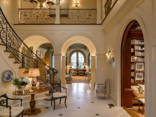 $8 Million Classic Mediterranean Estate in Dallas Texas 7