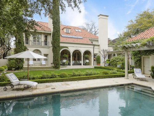 $8 Million Classic Mediterranean Estate in Dallas Texas 8