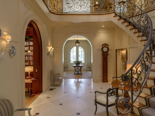 $8 Million Classic Mediterranean Estate in Dallas Texas 9