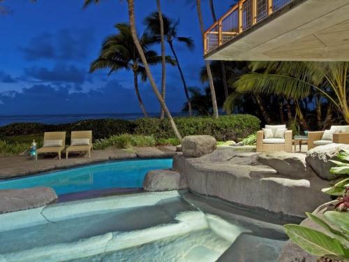 $9.5 Million Beachfront Home in Hawaii 11