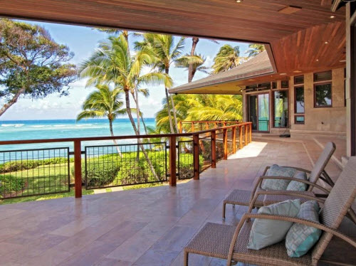 $9.5 Million Beachfront Home in Hawaii 14