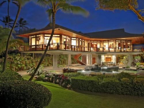$9.5 Million Beachfront Home in Hawaii 2
