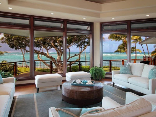 $9.5 Million Beachfront Home in Hawaii 3