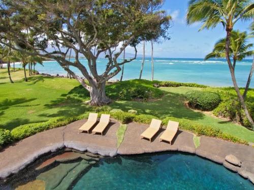 $9.5 Million Beachfront Home in Hawaii 9