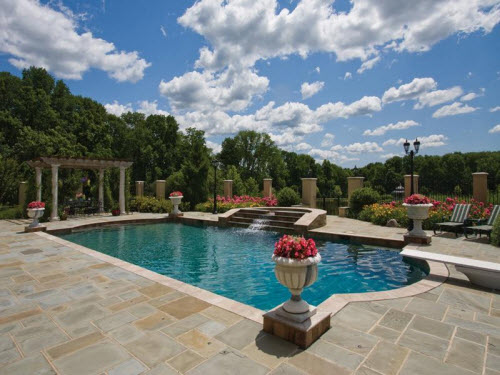 $9.6 Million Magnificent Estate in New Hope Pennsylvania 13