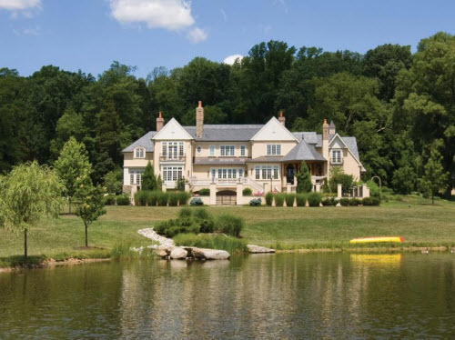 $9.6 Million Magnificent Estate in New Hope Pennsylvania 15