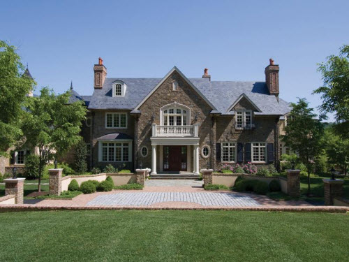 $9.6 Million Magnificent Estate in New Hope Pennsylvania
