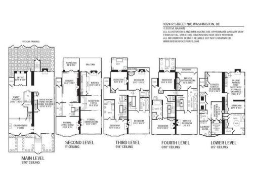 $9.9 Million Historic Mansion in Washington 12