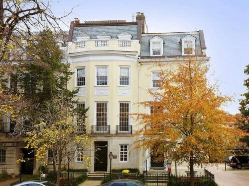 $9.9 Million Historic Mansion in Washington