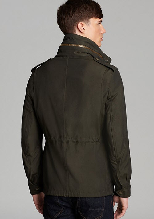 Burberry Brit Norman Utility Jacket 3