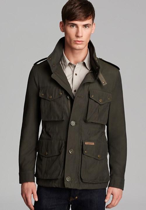Burberry Brit Norman Utility Jacket