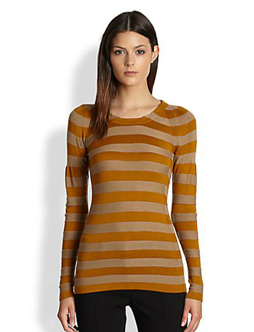 Burberry London Knit StripeTop