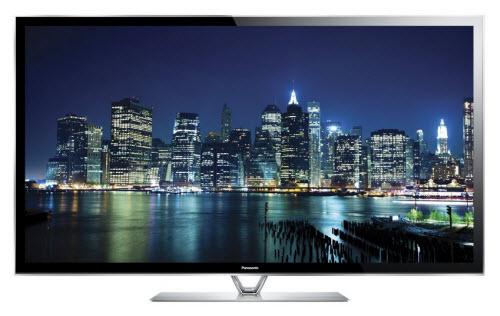 Panasonic 600 Hz 1080p 3D Smart Plasma TV