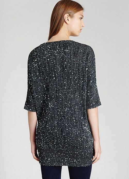 Reiss Lewes Sequin Sweater 3