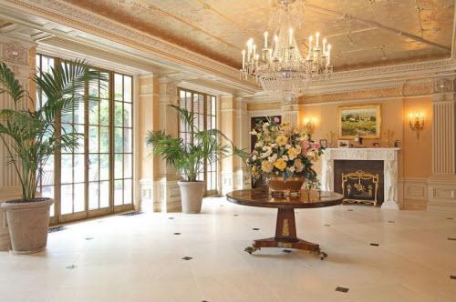 $17 Million Georgian Revival Manor in Massachusetts 6