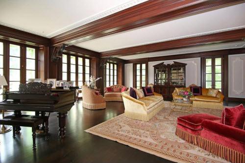 $17 Million Georgian Revival Manor in Massachusetts 7