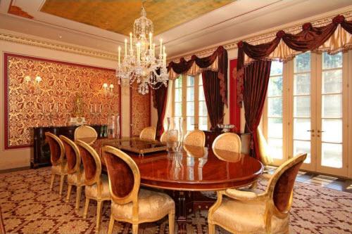 $17 Million Georgian Revival Manor in Massachusetts 9