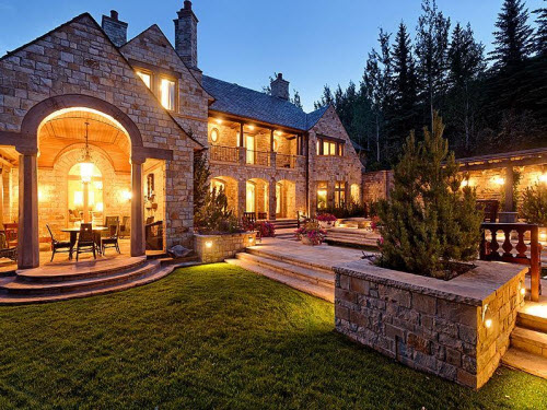 $17.5 Million French Country Estate in Aspen Colorado 4