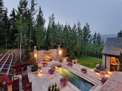 $17.5 Million French Country Estate in Aspen Colorado 5