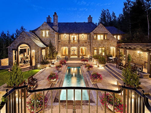 $17.5 Million French Country Estate in Aspen Colorado