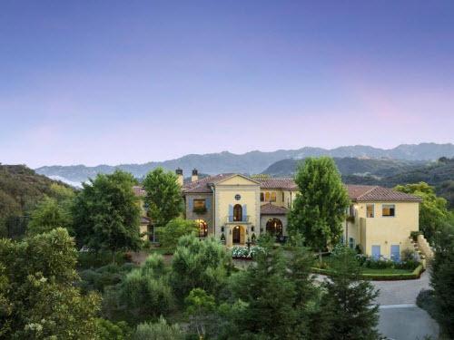 $18.5 Million European Country Estate in California 3