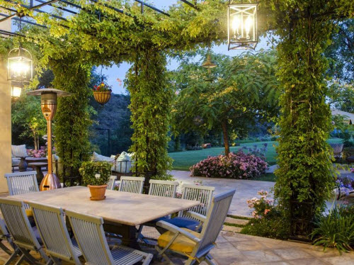 $18.5 Million European Country Estate in California 4