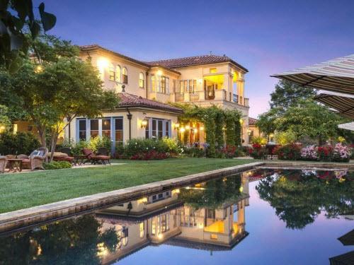 $18.5 Million European Country Estate in California 5